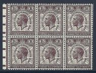 1929 PUC NComB3 Watermark Upright Perf P UNMOUNTED MNT MNH