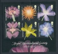 MS2462 2004 Bicentenary Royal Horticultural miniature sheet UNMOUNTED MINT/MNH