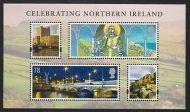 MSNI152 Celebrating Northern Ireland miniature sheet UNMOUNTED MINT/MNH