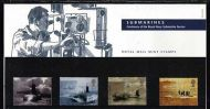 2001 Submarines presentation pack PP322 UNMOUNTED MINT/MNH