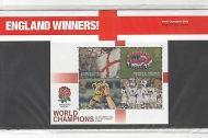 2003 England Winners presentation pack M9B UNMOUNTED MINT/MNH