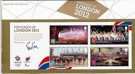 2012 Memories of London 2012 Pack No.476 Presentation pack UNMOUNTED MINT