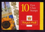 HBA4 2000 Sunflower 10 x 1st booklet - Complete