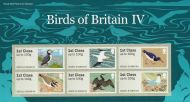 2011 Birds of Britain IV (4) Royal Mail post  Go PG UNMOUNTED MINT