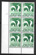 Sg D79 Spec Z65 2p 1970 Decimal Postage Due Perf A Cyl 1 no dot UNMOUNTED MINT