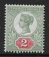 Sg 200 Spec K30(4) 2d Deep Grey Green  Carmine Jubilee UNMOUNTED MINT MNH