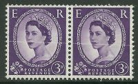 S70 3d Wilding M C SW left with variety - Doctor Blade Flaw  UNMOUNTED MINT MNH