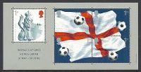 MS2292 2002 World Cup miniature sheet UNMOUNTED MINT MNH