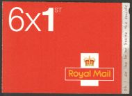 PM15 2008 Beside The Seaside 6 x 1st Self Adhesive Booklet - complete