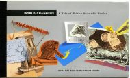 GB Prestige Booklet DX23 1999 World Changers booklet SUPER CONDITION