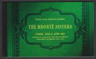GB Prestige Booklet DX34 2005 Jane Eyre - Bronte sisters booklet SUPER CONDITION