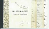 GB Prestige Booklet DX49 2010 The Royal Society booklet SUPER CONDITION