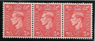 Sg 507ba GVI Colour change with listed variety UNMOUNTED MINT