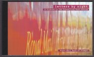 GB Prestige Booklet DX32 2004 Letters by Night booklet SUPER CONDITION
