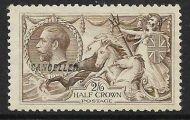 Sg 413a(zc) 2/6 Cancelled Type 28 Brad/Wilkinson Seahorse Scarce MOUNTED MINT