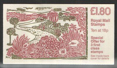 FU3a 1988 Garden Ideas Folded Booklet - Complete