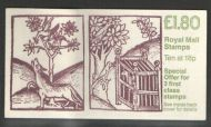 FU6b 1988 Linnean Society Folded Booklet - Complete