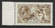 Sg 406 Spec N64(10) 2/6 Brown De La Rue with RPS cert UNMOUNTED MINT