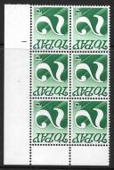 Spec Z65 2p 1970 Decimal Postage Due Cyl 1 No dot (f) PVAD perf A UNMOUNTED MINT