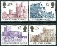 1997 Enschede Castles Sg 1993-1996 UNMOUNTED MINT MNH
