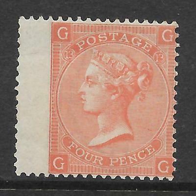 Large Corner Letters 1865-1867